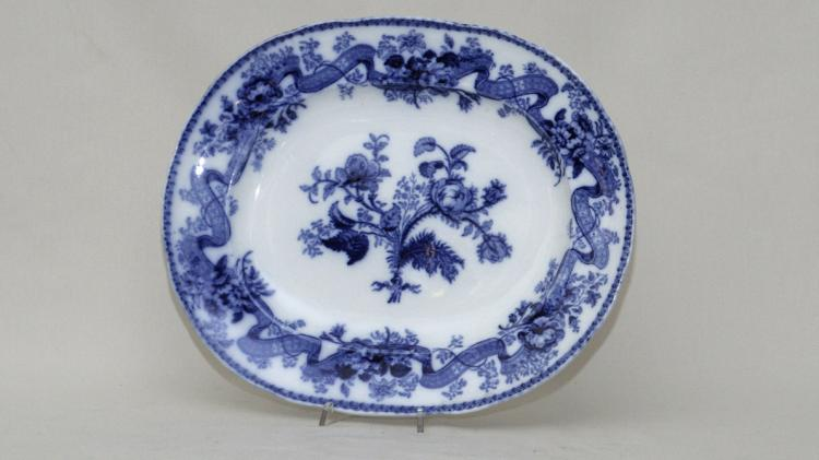 Piatto da portata Flow Blue wedgwood