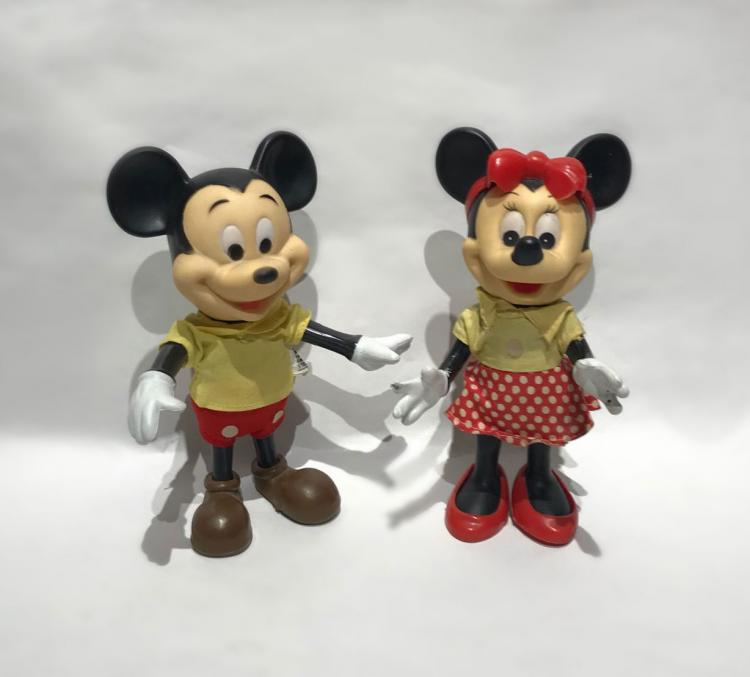 Mickey Mouse  Minnie