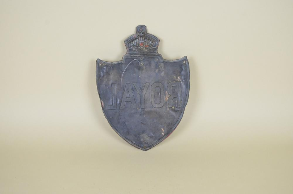 Victorian-English-Vintage-Royal-Insurance-Copper-Fire-Plaque