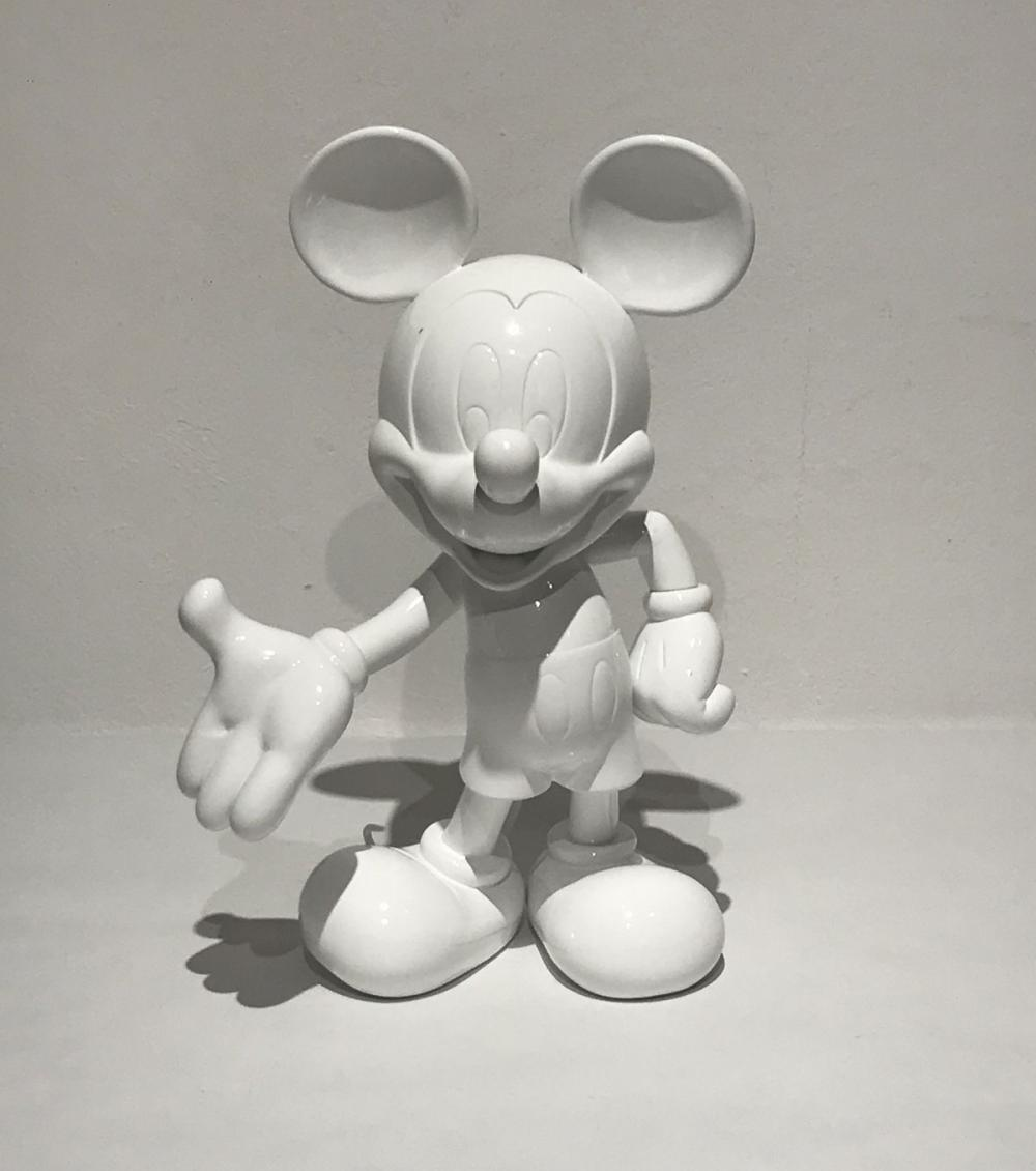 mickey mouse white walt disney